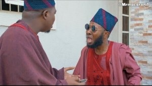 Mr Macaroni – This Thing Called Pride Starr. Bro Bouche (Comedy Video)