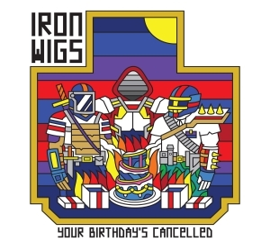 Iron Wigs – Bally Animals & Rugbys