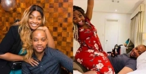 Davido's Sister, Sharon Chases Away Husband's Admirers As She Takes Over IG Comment Section