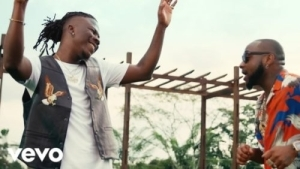 Stonebwoy – Activate ft. Davido (Video)