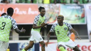 Nigeria vs Lesotho 3 - 0 (AFCON Qualifier Goals & Highlights 2021)