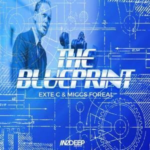 Exte C & Miggs Foreal ​–​ Blue Print