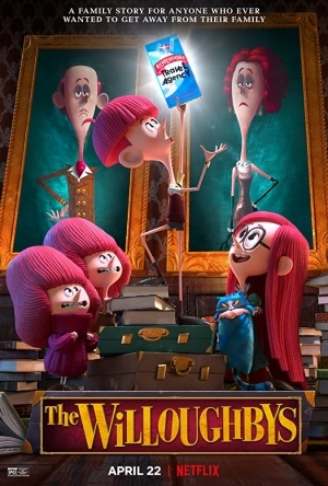 The Willoughbys (2020) (Animation) (Movie)