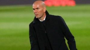 Ex-Real Madrid coach Zidane held PSG talks