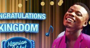 Nigerian Idol: Bayelsa Govt Awards Kingdom Scholarship, New Appointment