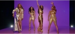 Queens, Eve, Brandy, Naturi Naughton, Nadine Velazquez - Nasty Girl (Video)