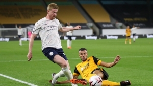 Wolverhampton Wanderers 1 -  3 Manchester City (Premier League) Highlights