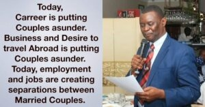 Career is destroying marriages – Mike Bamiloye says