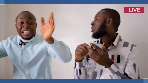 MC Lively - BM News At 10 (Episode 3) ft. Bro Bouche (Comedy Video)