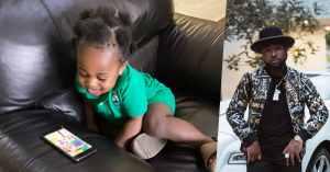 Davido Reunites With Son, Ifeanyi Amid Saga With Fiancee, Chioma (Video)