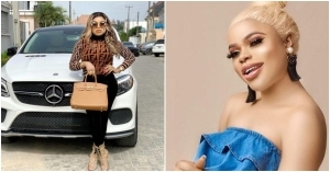 """Join This cross-dressing Business, There's Money In It"" – Bobrisky Advises Broke Men"
