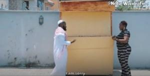 Nedu –  Alhaji Musa  In The Unknown Starr. Omawumi (Comedy Video)