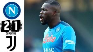 Napoli vs Juventus 2 − 1 (Serie A 2021 Goals & Highlights)