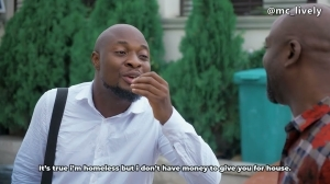 MC Lively – BM The  Latest Landlord  (Comedy Video)