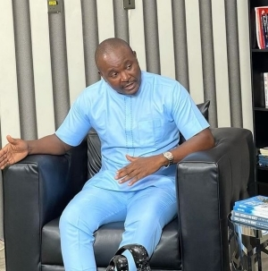 Akin Alabi Reveals Why He Didn't Spray Money At Obi Cubana's Event