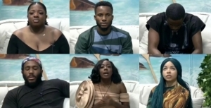 #BBNaija: Apparently Ozo, Kaisha, Kiddwaya, Others Voted For Lilo And Ka3na To Be Evicted