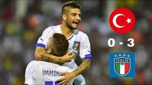 Тurkеу vs Іtalу 0 - 3  (EURO 2021 Goals & Highlights)