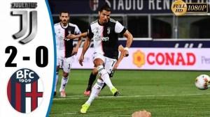 Cristiano Ronaldo scores as Juventus Beat Bologna