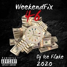 Dj Ice Flake – WeekendFix 46 2020