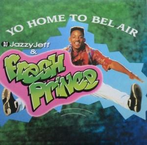 DJ Jazzy Jeff & The Fresh Prince – The Fresh Prince Of Bel-Air (Instrumental)