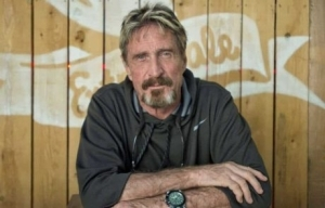 John McAfee Reportedly Found Dead After Spain's High Court Approved Extradition to the US