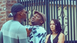 TheCute Abiola - The Slap Starr. Niyi Big Brother   (Comedy Video)