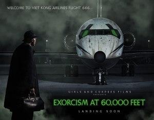 Exorcism at 60,000 Feet (2019) (Webrip) (Movie)