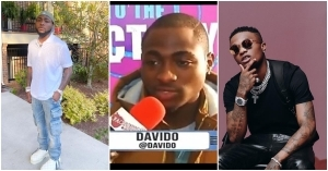 Throwback Interview Of Davido Speaking Highly Of Wizkid (Video)