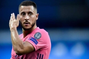 Eden Hazard Is The Main Addition To Real Madrid's Squad For The Champions League