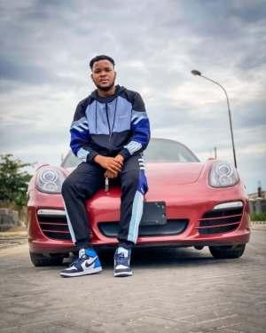 Prankster, Zfancy Glorifies God After Narrowly Surviving Car Accident (Video)