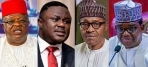 Umahi, Ayade, Matawalle's defection part of Buhari's achievement for Nigeria: Gov Bagudu