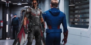Anthony Mackie Says Falcon Is America