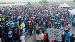 End SARS Anniversary: Videos of Arrested Protesters As Nigerians Lament That Demands Are Not Met