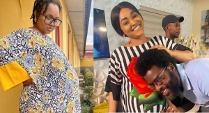 Mercy Aigbe Finally Reveals The Actor Who 'Impregnated' Her – Answer To Giveaway