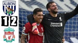 West Brom vs Liverpool 1 - 2  (Premier League Goals & Highlights 2021)