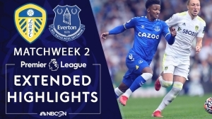 Leeds United vs Everton 2 - 2  (Premier League 2021 Goals & Highlights)