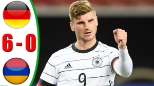 Germany vs Armenia 6 − 0 (2022 World Cup Qualifiers Goals & Highlights)