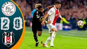 Ajax vs Besiktas  2 − 0 (Champions League 2021 Goals & Highlights)