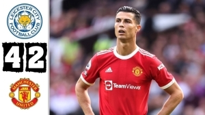 Leicester City vs Manchester United 4 - 2 (Premier League  2021 Goals & Highlights)