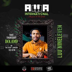 Da Kruk & Luu Nineleven – Ama-International Show #3