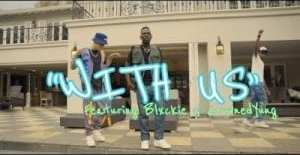 Dan Duminy – With Us ft Blxckie & Crownedyung (Video)