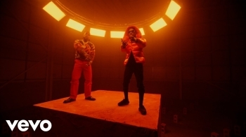 WizKid - Ginger Ft. Burna Boy (Video)