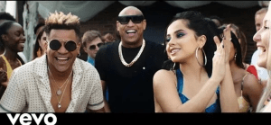 Gente De Zona – Muchacha Ft. Becky G (Music Video)