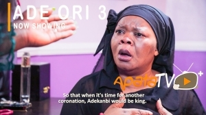 Ori Ade Part 3 (2021 Yoruba Movie)