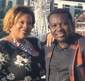 """""""When I'm Done, You Will Be in Nigeria Selling Bread"""" – Comedian, Mr Patrick's Wife Calls Him Out Over Alleged Cheating Scandal"""