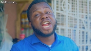 Mr Funny - Oga Sabinus In Trouble (Comedy Video)
