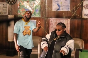 """""""It Had To Be David"""" – Teni Explains Why Only Davido Featured On Her Album"""