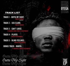 Otega – Outta My Sight (EP)