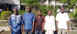 Police arrest five men for allegedly sodomising 20-year-old man in Kano
