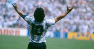 FIFA Told To Retire No.10 Shirt In Honour Of Late Argentina Legend Maradona